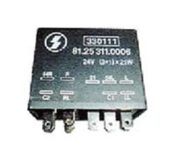 MAN F2000 FLASHER RELAy 81253110006